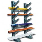 Tapered Cantilever Racks